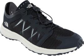 The North Face Litewave Flow Lace Shoes Men TNF Black/Vintage White